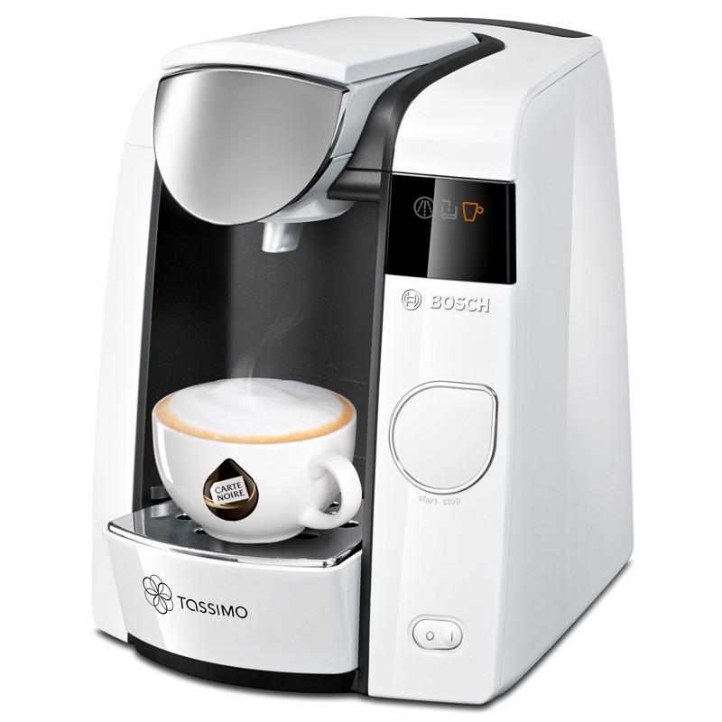 Machine tassimo joy blanc et chrome bosch tas4504 tassimo - Rangement tassimo capsule ...