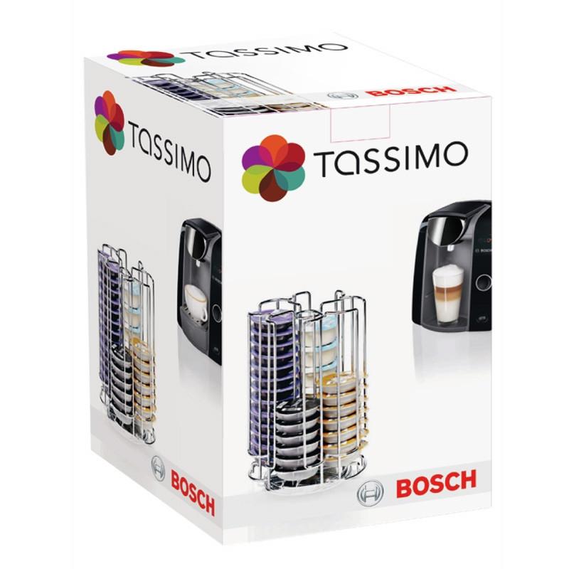 distributeur capsules tassimo rotatif 52 t discs coffee webstore. Black Bedroom Furniture Sets. Home Design Ideas