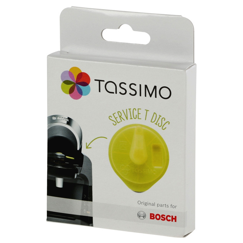 accessoires tassimo t disc jaune tassimo pour d tartrage vivy amia suny fid lia coffee. Black Bedroom Furniture Sets. Home Design Ideas