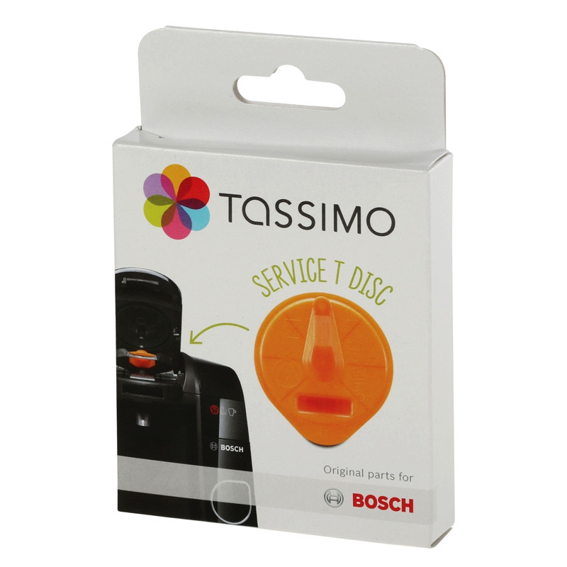 accessoires tassimo t discs orange tassimo pour d tartrage joy charmy coffee webstore. Black Bedroom Furniture Sets. Home Design Ideas