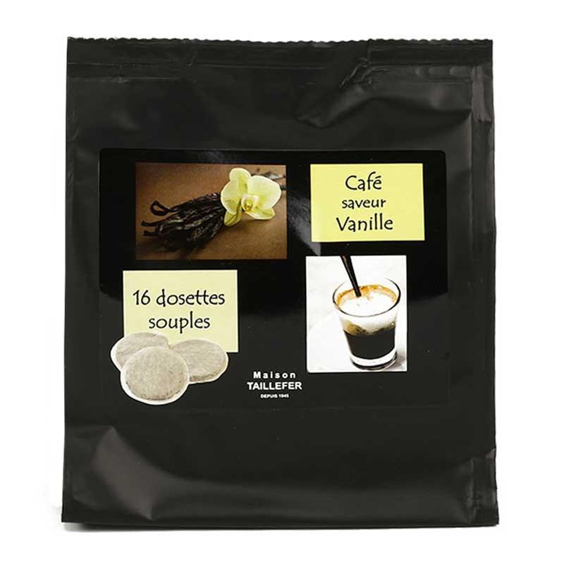 Dosette Souple Cafe Vanille