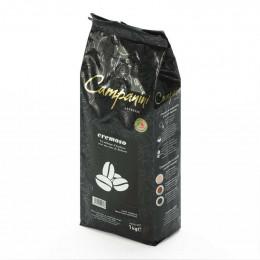 Café Moulu Campanini Cremoso - Mouture Espresso - 1 Kg