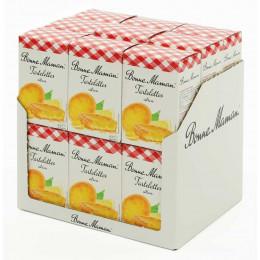 Biscuit en gros Bonne Maman : Tartelettes Citron - 18 boites - 54 pièces