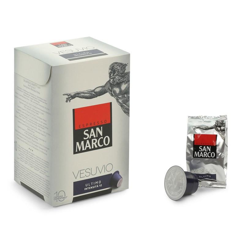 Capsule Cafe San Marco