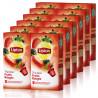 Capsule Nespresso Compatible Thé Noir Fruits Rouges Lipton - 12 paquets - 120 capsules