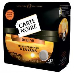 Dosette Souple Carte Noire Hauts Plateaux Kenyans 1 paquet - 32 dosettes