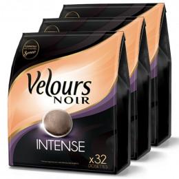 Dosette Souple Velours Noir Intense - 3 paquets -108 pads