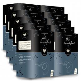 Capsule Lavazza Blue Compatible Inspiration Thé Breakfast - 10 boites - 150 capsules