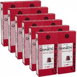 Capsules Nespresso Compatibles Grand Cru Rendez-Vous - 12 paquets - 120 capsules