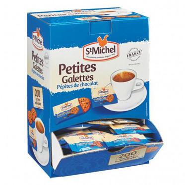 St Michel Petites Galettes aux pépites de chocolat en Boite Distributrice