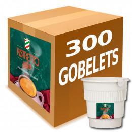 Gobelet Pré-dosé Café Nescafé® Ristretto Sucré - 300 boissons