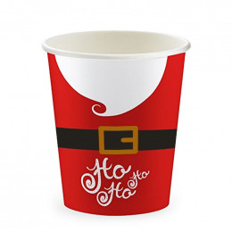 Gobelets en Carton 15 cl - French Collection Pere Noel - par 100