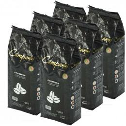 Café en Grains Campanini Cremoso 1Kg