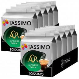 Capsule Tassimo L'Or Café Long Délicat 10 paquets - 160 T-Discs
