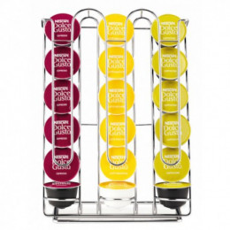 Distributeur Capsules Dolce Gusto - 18 Capsules