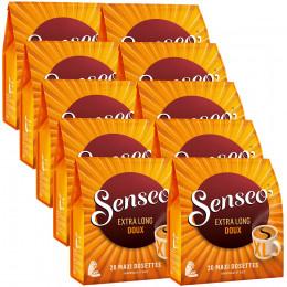 Dosette Senseo Doux Extra Long 10 paquets - 200 maxi dosettes