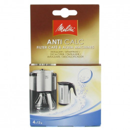 Melitta Anticalc : Détartrant pour Cafetière Filtre