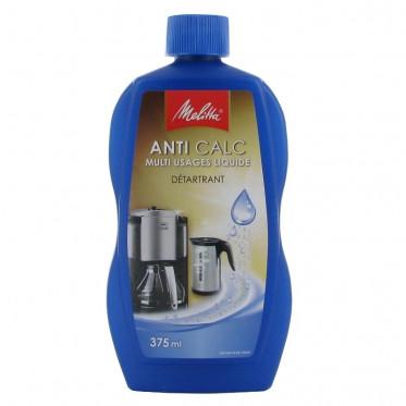 Produit détartrant Melitta : Liquide Multi-Usages - 375 ml