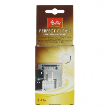 Produit nettoyant Melitta : Pastilles pour Machine Espresso - 4 pastilles