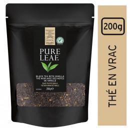 Thé Noir avec des notes de Vanille Pure Leaf - En Vrac - Poche 200 gr