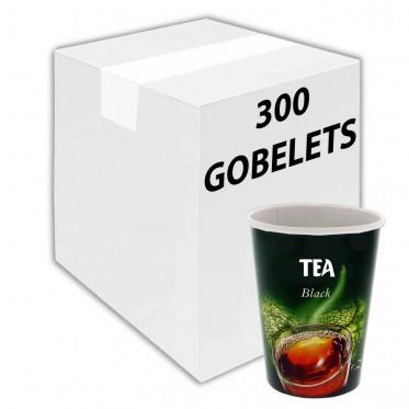 Gobelet Pré-dosé Premium Tea Black - 300 boissons