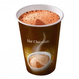 Gobelet Pré-dosé Premium Chocolat Chaud - 12 boissons