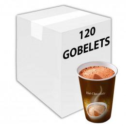 Gobelet Pré-dosé Premium Chocolat Chaud - 120 boissons
