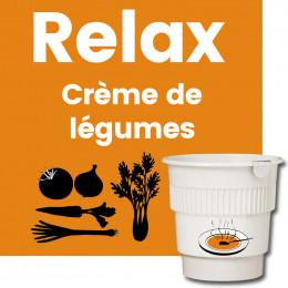 Gobelet Pré-dosé Crème de Légumes - 20 boissons