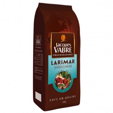 Café en Grains Jacques Vabre Larimar - 1 Kg