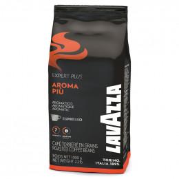 Café en Grains Lavazza Expert Aroma Piu - 1 Kg