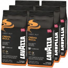 Café en Grains Lavazza Expert Crema Ricca - 6 Kg