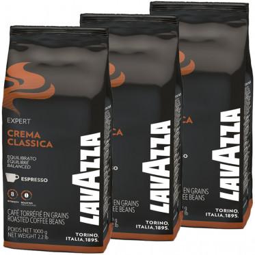 Café en Grains Lavazza Expert Crema Classica - 3 Kg