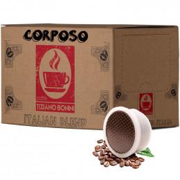 Capsule Lavazza Espresso Point Compatible Café Corposo - 50 capsules - Caffè Bonini