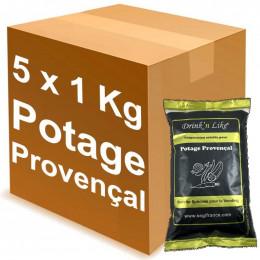Potage pour distributeur automatique Drink'n Like Soupe provencal 5 Kg