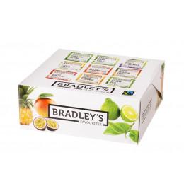 Coffret de Thé Bradley's Réassort 9 Parfums - 90 sachets