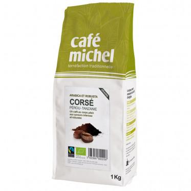 Café en Grains Expresso Gourmet - Café Michel - 1 kg