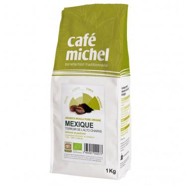 Café Moulu Mexique - Café Michel - 1 kg