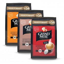 Dosette Souple Grand' Mère Classique 3 paquets