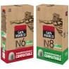 PACK Découverte et dégustation - Capsules Bio Equitables pour Nespresso - 40 boissons