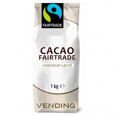 Chocolat Chaud en poudre Vending Fairtrade - 1 Kg