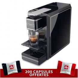 Pack Pro Machine illy iEspressoSystem : Mitaca i9 + 200 capsules offertes