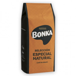 Café Grains Distributeur Nestlé Bonka Seleccion Especial Natural - 1 Kg