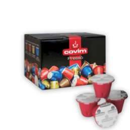 Capsules Nespresso Compatibles Covim Presso GranBar - 50 capsules