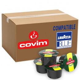 Capsules Lavazza Blue Compatibles Covim Opera 100% Arabica - Bio - 100 capsules