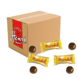 Chocolat en Gros : Chocolat Quetsch – Cafés Henri – Carton 200 pièces