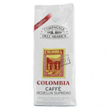 Café en Grains Compagnia Dell'Arabica Colombia - 500 gr