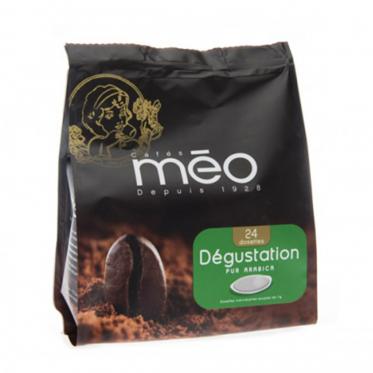 Dosette Souple Cafés Méo Dégustation - 36 dosettes
