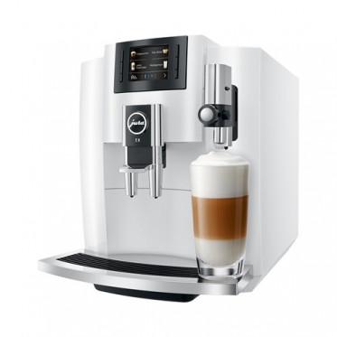 Machine à café en grains Jura E8 Aroma G3 - Piano White