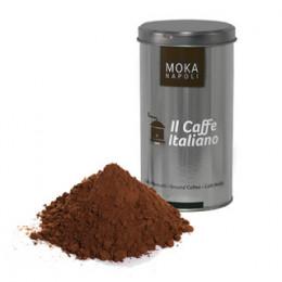Café Moulu - Il Caffe Italiano - Napoli - Boite métal - 250 g