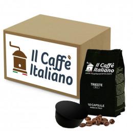 Capsule Lavazza BLUE Compatible - Il Caffe Italiano - Trieste - 100 Capsules